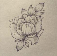 peony tattoos | Tumblr