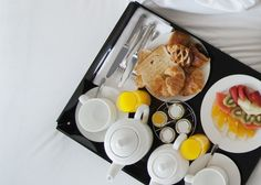 If you decide to take #breakfast in bed, we will prepare a tasty selection for you at #hotel #jardintropical. #tenerife #food #holidays