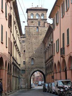 Fotos Vía San Vitales -  Bolonia - Italia
