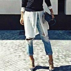 "21 curtidas, 4 comentários - modacomborogodo (@modacomborogodo) no Instagram: ""Cool @fashionstyles2me #fashionista #fashion #modern #streetstyle #fashionable #look #lookoftheday…"""