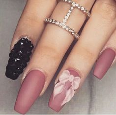 I want my nails done this way