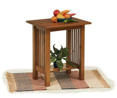 American Mission Junior End Table