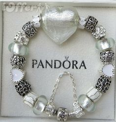 GREAT Christmas Gift Authentic Pandora Sterling by ExquisiteAellas, $69.99