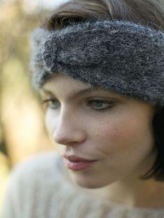 Ryll Headband Knit Pattern