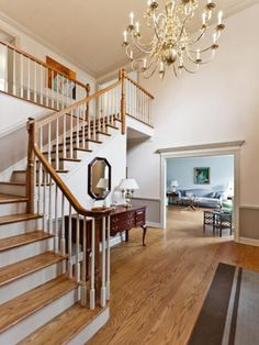 1 Plumridge Road, Doylestown, PA 18902 -- Overlooking preserved farmland, includes hardwood floors, raised panel wainscoting, dentil moldings, French doors, transoms, Jarrett Vaughan-built addition with fireplace, radiant-heated floor, updated eat-in kitchen with island, new appliances, family room, stone fireplace, large, multi-level rear deck, hot tub, main suite, well designed bath, two walk-in closets, 3 additional bedrooms, in-law suite, fully finished walkout basement with kitchen.