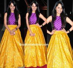 Anasuya-Bharadwaj-in-a-crop-top-and-lehenga-600x557.jpg (600×557)