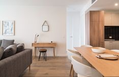Gardenside Serviced Apartment Fitout