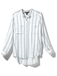 Obsession of the Day: BCBGMaxazria Gibson Long sleeve blouse- available at Piperlime
