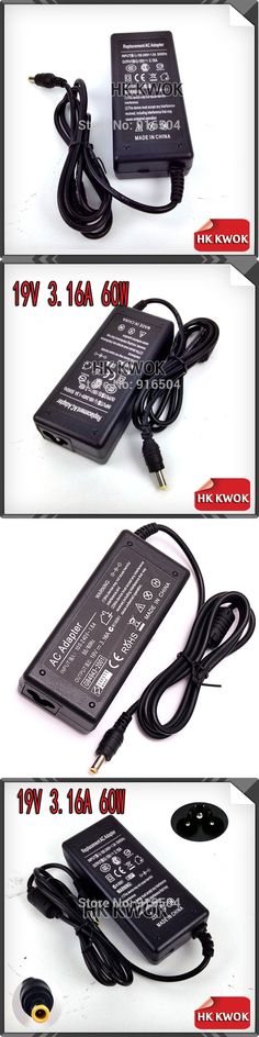 19V 3.16A 5.5*3.0mm AC Power Laptop Adapter For samsung R429 RV411 R428 RV415 RV420 RV515 R540 R510 R522 R530 Notebook Charger