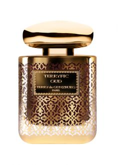 Terryfic Oud Extrême by Terry de Gunzburg is a Leather fragrance for women and men. This is a new fragrance. Terryfic Oud Extrême was launched in The fragrance features leather, agarwood (oud), saffron and rose. Perfume Rose, Cosmetics & Perfume, Makeup Cosmetics, Beautiful Perfume, Perfume Collection, Fragrance Parfum, Cosmetic Case, Smell Good, Perfume Bottles