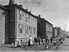 Vaasankatu, Helsinki 1911 Finnish Language, Map Pictures, Helsinki, Natural Resources, Historical Pictures, Before Us, Time Travel, Old Photos, Finland