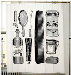 SHOWER CURTAIN BY IZOLA