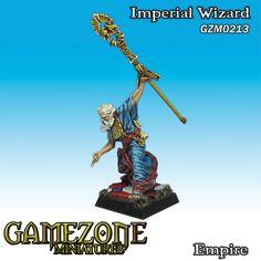 Imperial Wizard  GameZone