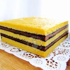 Steam horlicks milo kaya layer cake