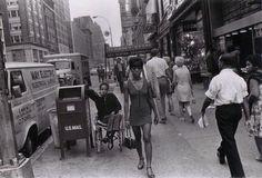 Joel Meyerowitz, New York, 1971.