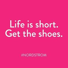 Truth. #shoes #nordstrom