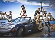 Hawaii Five 0 promo poster
