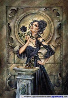 Anne Stokes Fantasy Art   Anne Stokes   *Fantasy Art : Gothic Style*