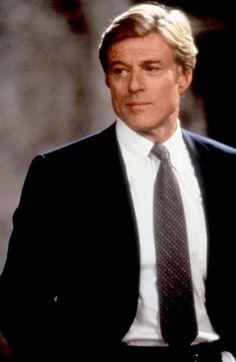 Robert Redford at 50