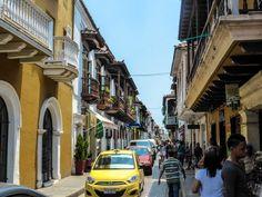Cartagena Taxi, Tran