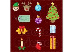 Íconos Navidad 2 By Vector friends