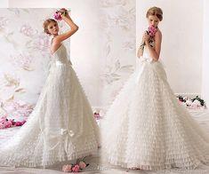 ballerina wedding dress