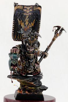 Gozhoroth the Insane, Chaos Dwarf Daemonsmith