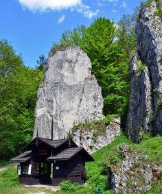 Zdjęcia: Dolina Prądnika, Małopolska, Do Groty Ciemnej, POLSKA My Heritage, Krakow, Homeland, Mount Rushmore, National Parks, Mountains, Heart, Travel, Law School