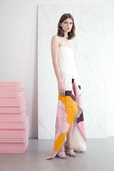 The Fashionista's Blackbook: Vionnet Resort 2013 Collection