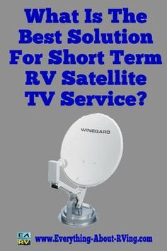 I have a coach with a satellite dish. In the past I utilized a service from Dish Network that allowed me to start and stop service on a daily basis without