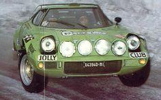 Pittoni Borghini Montecarlo  1979 Lancia Stratos