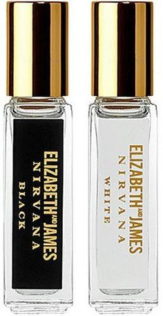 Elizabeth and James NIRVANA BLACK & WHITE ROLLERBALL DUO (.24oz each) on shopstyle.com