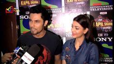 Randeep Hooda And Kajal At Kapil Sharma Show | Do Lafzon Ki Kahani