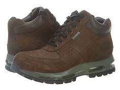 NIKE AIR MAX GOADOME GTX MENS 314346-231 Brown Green Gore-Tex Acg Boots