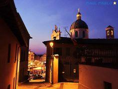 LA pace e le luci di una splendida serata a Montichiari (BS)! #lombardiadavedere foto Paul Pablo