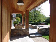 Barefoot Contessa Barn barefoot contessa's outdoor table - windows and doors- for studio