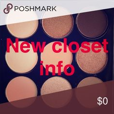 New closet rule ❌No longer lowering prices. If you want it...buy it! Or make an offer. I consider all offers! My prices are a starting point so make some offers & don't wait for someone else to snatch it❌💋 Other