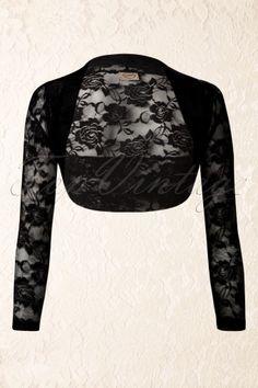 Banned Black Bolero Lace 141 10 14705 20141210 002