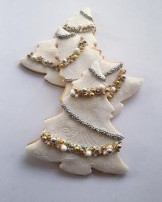 Lorena Rodriguez. Christmas tree cookie .