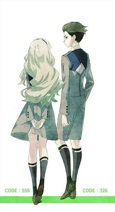 Kokoro et Mitsuru ❤❤