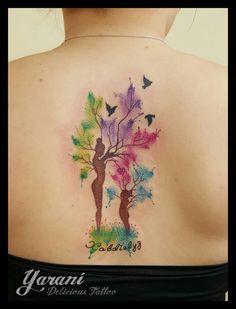 tatuajes madre e hija simbolos - Buscar con Google                                                                                                                                                                                 Más