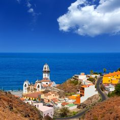 View of Basilica of Candelaria in Tenerife, #Spain // #Travel