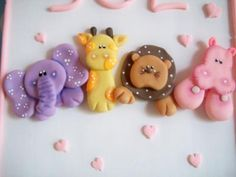 souvenirs adornos de tortas y mas! souvenirs y decoracion infantil porcelana,modelado,acrilicos porcelana fria