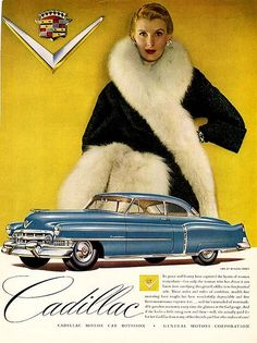1951 Cadillac Coupe