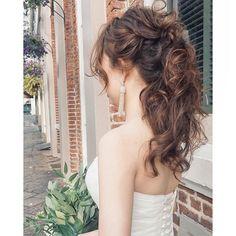 ♀️∮ ゆるゆるスタイル♡#kumikoprecious #hawaii #hawaiiwedding #wedding #weddinghair #bride #hair #hairmake #hairstyle #hairarrange #loose #ponytail #ハワイ #ハワイ挙式 #ハワイウェディング #ウェディング #結婚式 #花嫁 #プレ花嫁 #おしゃれ花嫁 #ヘアメイク #ヘアスタイル #ヘアアレンジ #ルーズ #波ウェーブ #ポニーテール #前髪