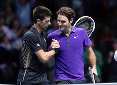 Novak Djokovic, Roger Federer Preparing for ATP Dubai