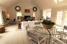 Featured on BravoTV Renovated by Main Street Construction - Nantucket