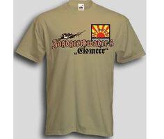 T-Shirt Jagdgeschwader 5 Eismeer / mehr Infos auf: www.Guntia-Militaria-Shop.de