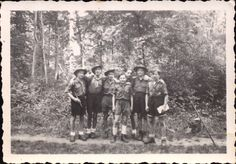 A personal favorite from my Etsy shop https://www.etsy.com/listing/163024746/digital-download-vintage-boy-scouts
