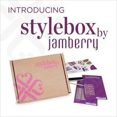 Introducing Jamberry Stylebox! Starting July 1st 2014 you can subscribe and have $30 worth of exclusive Jamberry products sent directly to you based on your own personal style!! Enroll here now::http://jennagainey.jamberrynails.net/